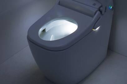 便器内が光るトイレ ほのかライトの画像