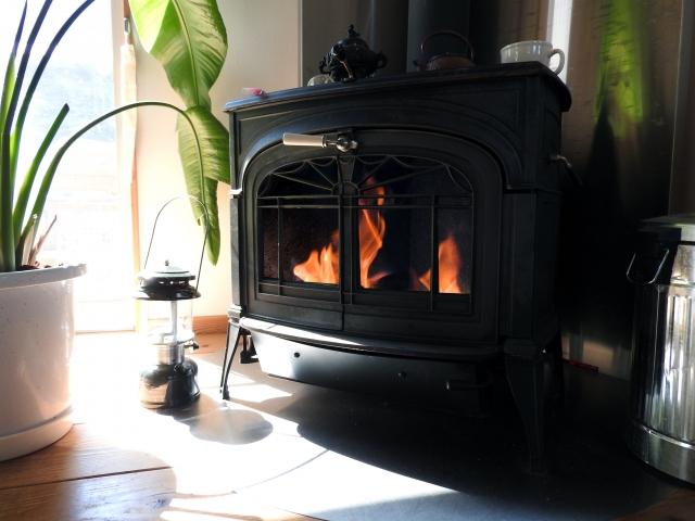 ヒートショック対策暖房機器